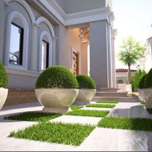 شركة تصميم حدائق رخيصه