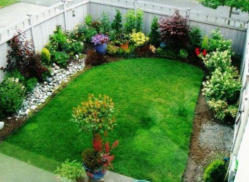 10نصائح تساعد في تنسيق الحديقة المنزلية
