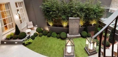 تصميم حدائق الكويت